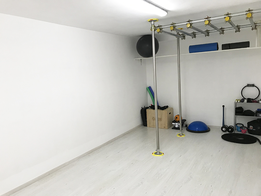 personal trainer roma training room (2)